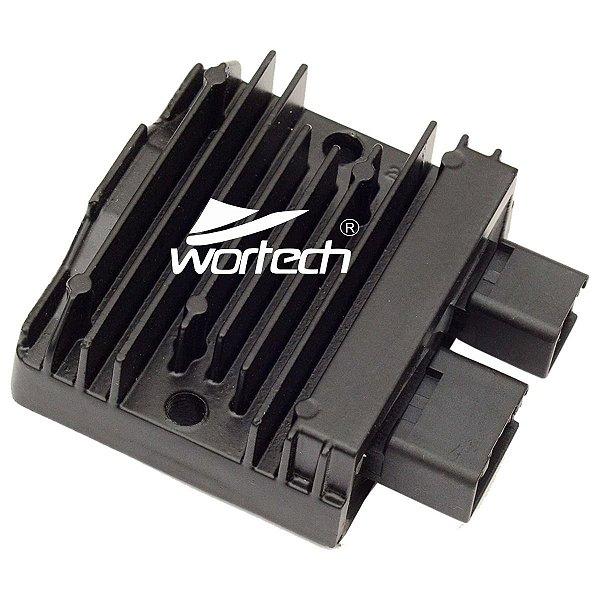 Retificador Regulador Voltagem Cb 1000r Cb1000 R Wortech