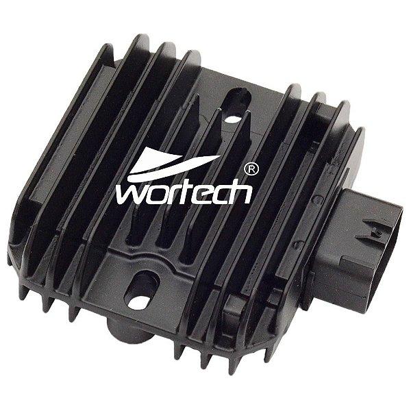 Retificador Regulador Voltagem Burgman 400 03 A 16 Wortech