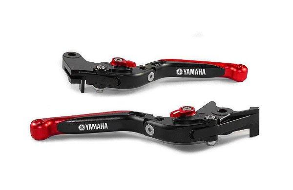 Manete Esportivo Fazer Lander Tenere Crosser A Laser Yamaha
