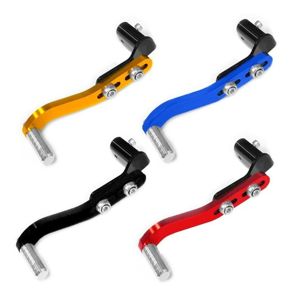 Pedal De Cambio Passador Trocador Marcha Esportivo Ajustável