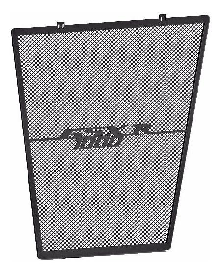 Tela Proteção Protetor Radiador Aço Carbono Srad Gsx-r 1000