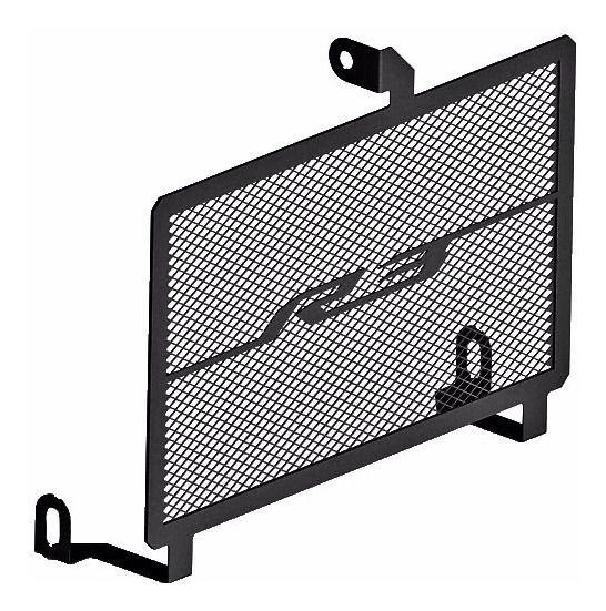 Tela Proteção Protetor Radiador Aço Carbono Yamaha R3