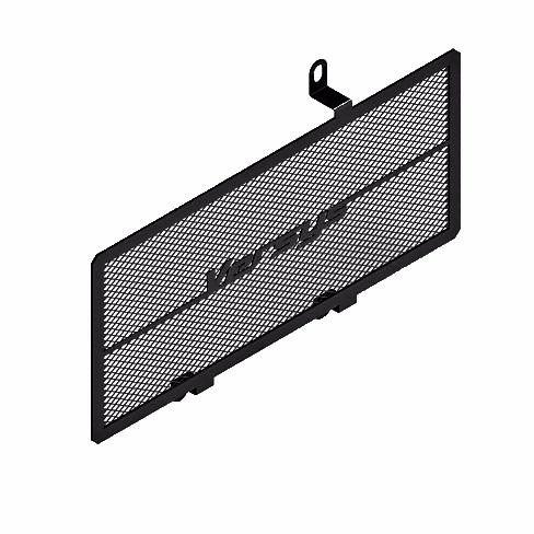Tela Proteção Protetor Radiador Aço Carbono Versys 650 10/14