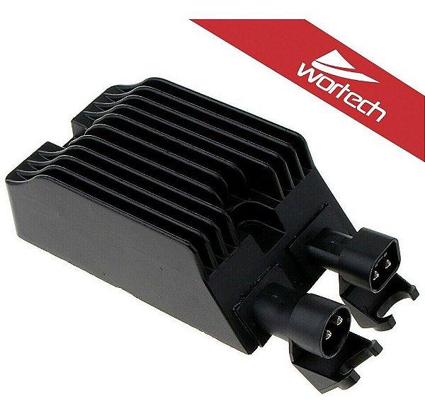 Retificador Regulador HD  883 Sportster 14 a 17 Wortech