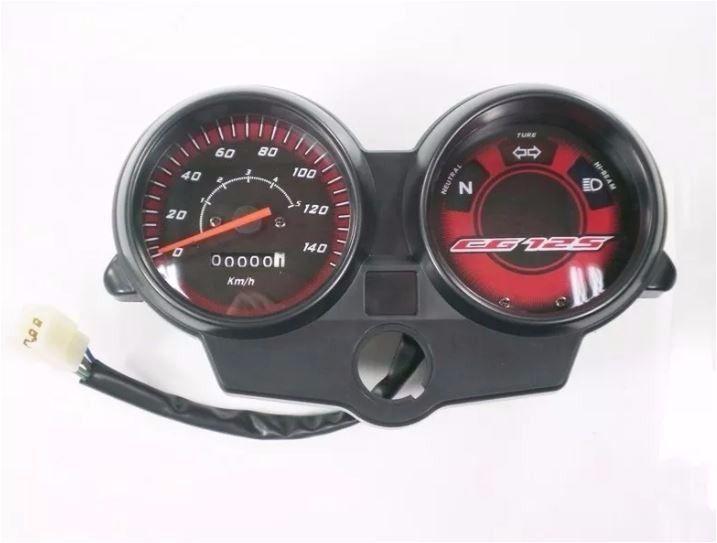 Painel Completo Honda Cg 125 Fan 2009