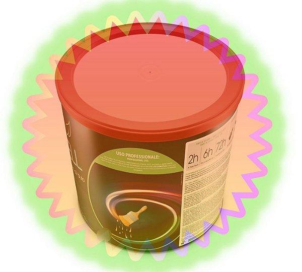 450ml Verniz Especial para Acabamento para Tinta Glow Corion
