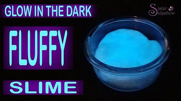 Pó Glow 10gr Corion Fosforescente Para fazer SLIME LUMINOSO * Divs Cores* Brilham Sem Luz Negra*