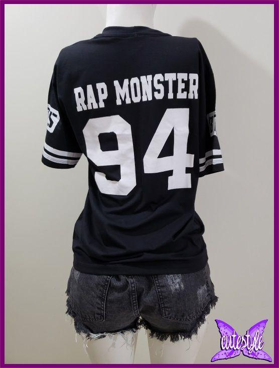 Camiseta BTS RM