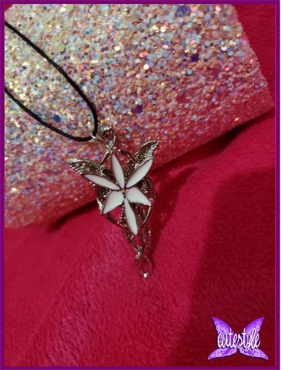 Colar Estrela Vespertina (Senhor do Anéis)