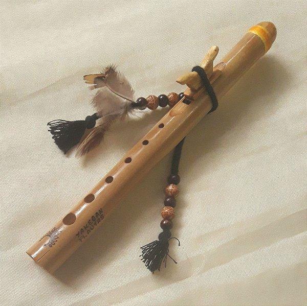 Mini NAF - Flauta Estilo Nativa Americana Dó - 440 Hz