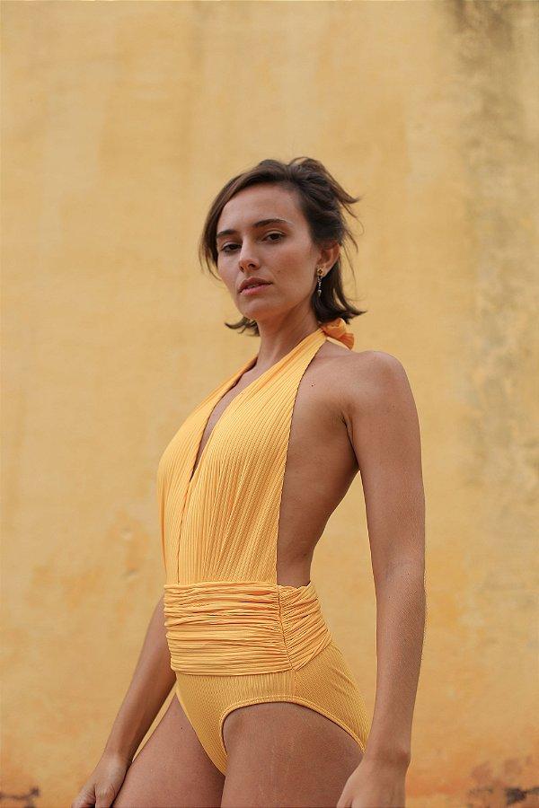 Maiô Bandon Amarelo
