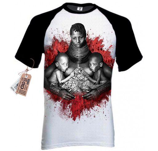 Camiseta Amamentação em Público (PRÉ-VENDA)