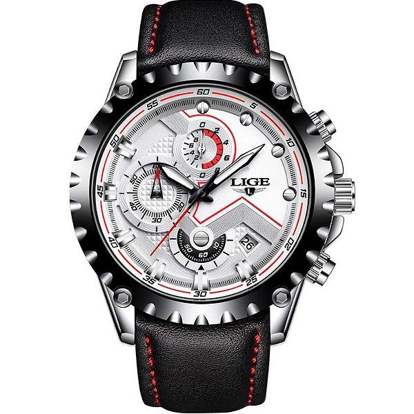 Relógio Lige Masculino Original Lg9821