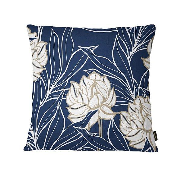 Capa para Almofada Belchior Silk Home 300050 43x43 cm