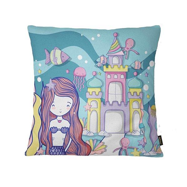 Capa para Almofada Belchior Fantasy 378021 43x43 cm