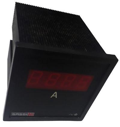 DGI 72X72MM AMPERÍMETRO 30/5A 110/220VCA SASSI