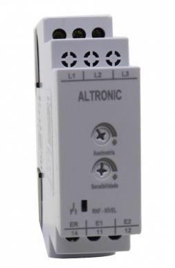 RNF - 01 MM RELÉ CONTROLE DE NÍVEL INFERIOR 1 SPDT  220VCA ALTRONIC
