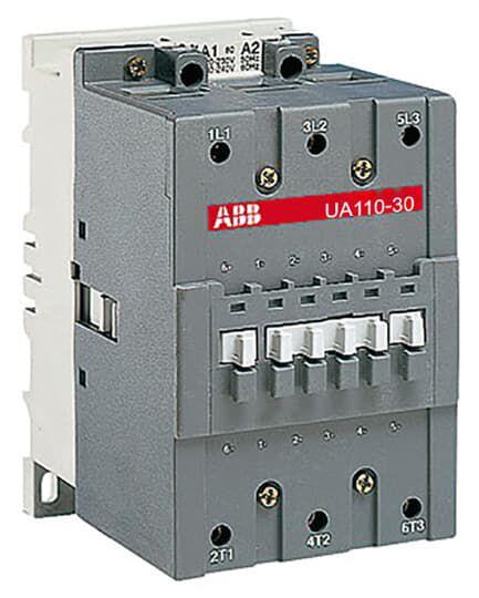UA110-30-00 CONTATOR 3P 220VCA 60HZ 1SFL451022R3600 ABB