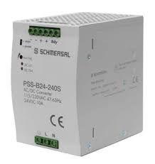 PSS-A24-240S 24VCC - 10A FONTE DE ALIMENTAÇÃO 164225 SCHMERSAL