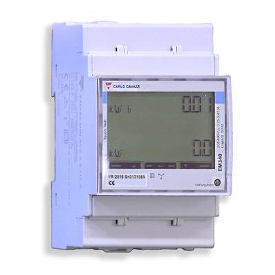 EM340-DIN.AV2.3.X.S1.X MEDIDOR DE ENERGIA 3 FASES CARLO GAVAZZI