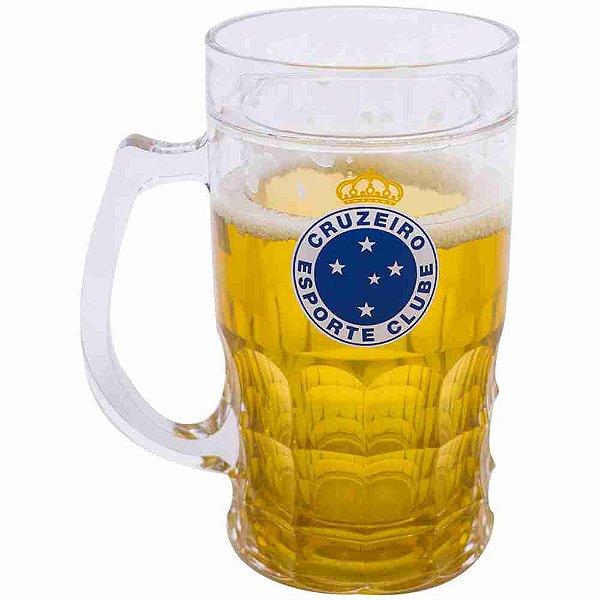 Caneca Cerveja 400ml - Cruzeiro