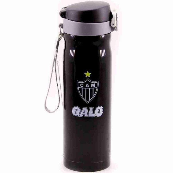 Garrafa Térmica 470ml - Atlético Mineiro