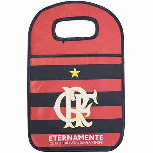 Lixeira De Carro - Flamengo