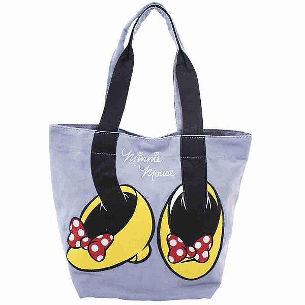 Bolsa Sapatos Minnie 34x38cm- Disney