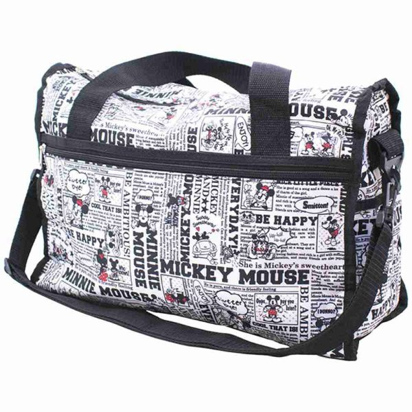 Bolsa Mickey Quadrinhos 40X25cm - Disney