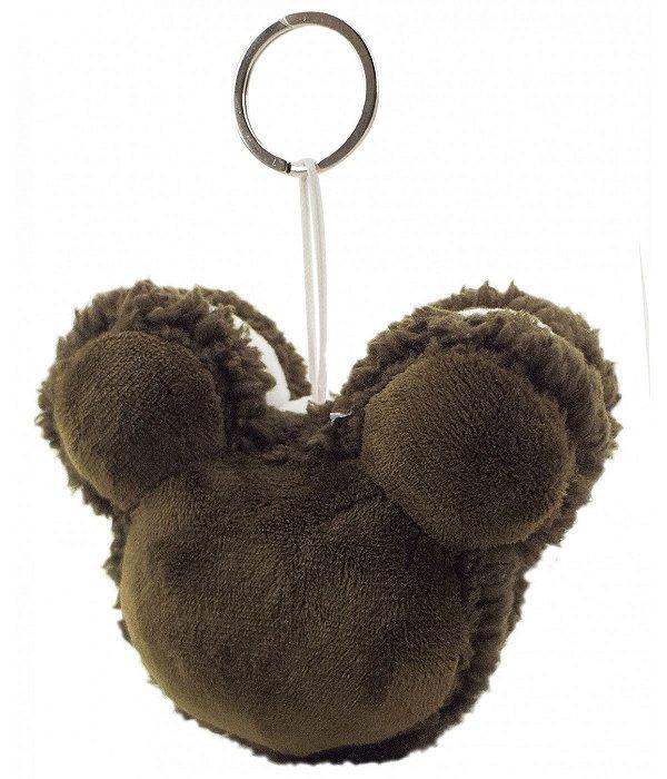 Chaveiro Pelúcia Mickey 8cm - Disney