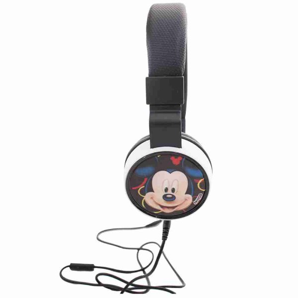 Fone De Ouvido Supra Auricular Mickey - Disney