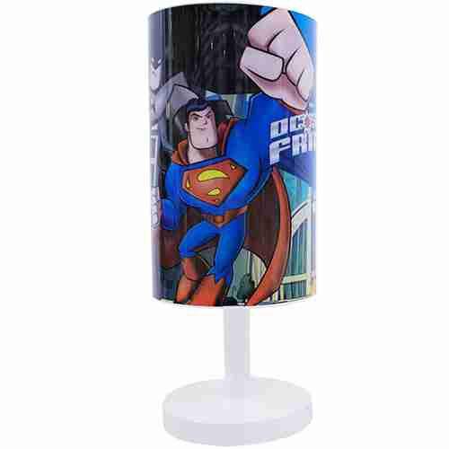 Luminária Abajur DC Super Friends- Liga Da Justiça