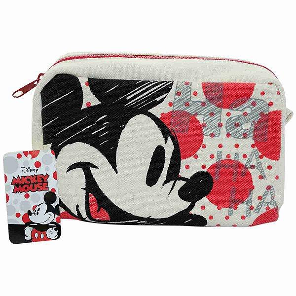 Necessaire Grafite Mickey - Disney
