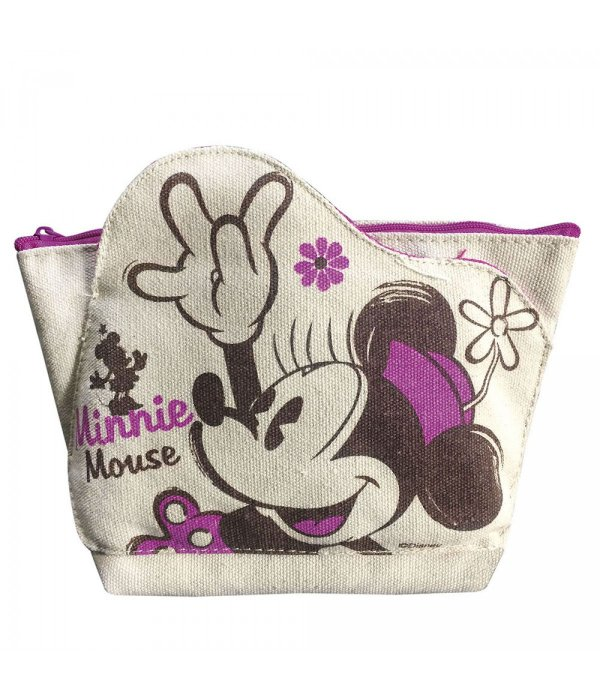Necessaire Minnie Dando Tchau - Disney