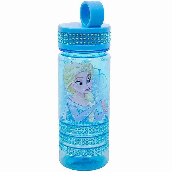 Garrafa Azul Elsa Frozen 500ml - Disney