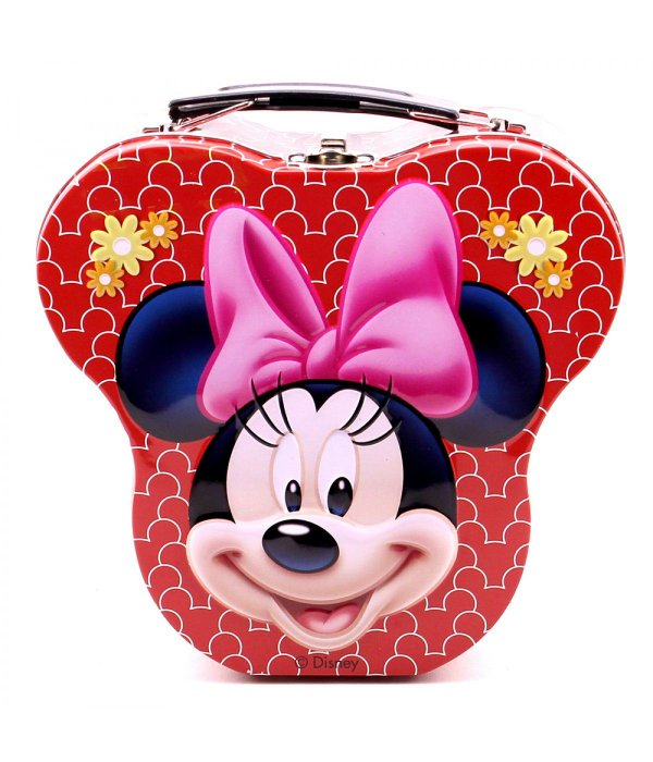 Maleta + Bolsinha Minnie - Disney