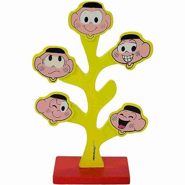 Porta Recado Em Forma De Árvore Do Cascão - Turma Da Mônica