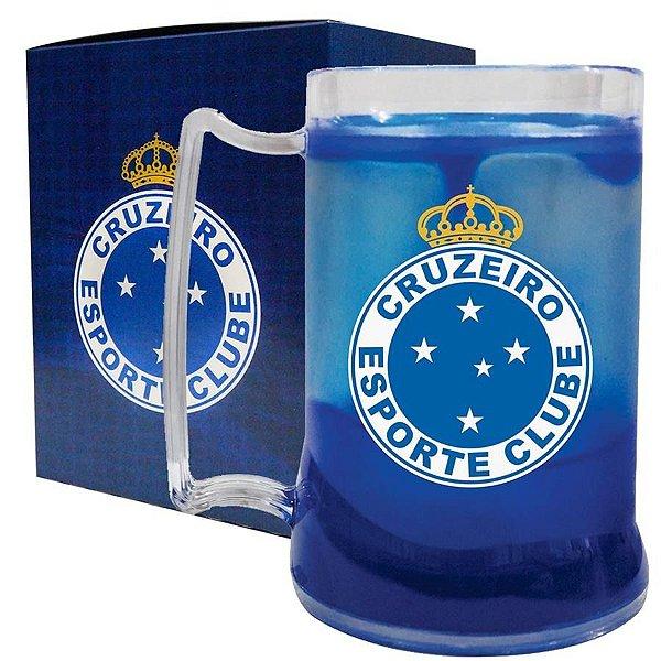 Caneca Gel 450ml - Cruzeiro
