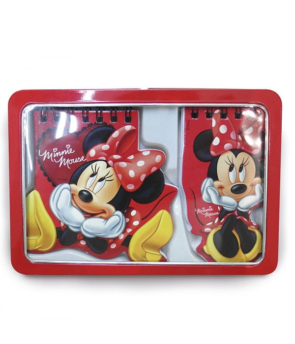Blocos De Nota Minnie - Disney
