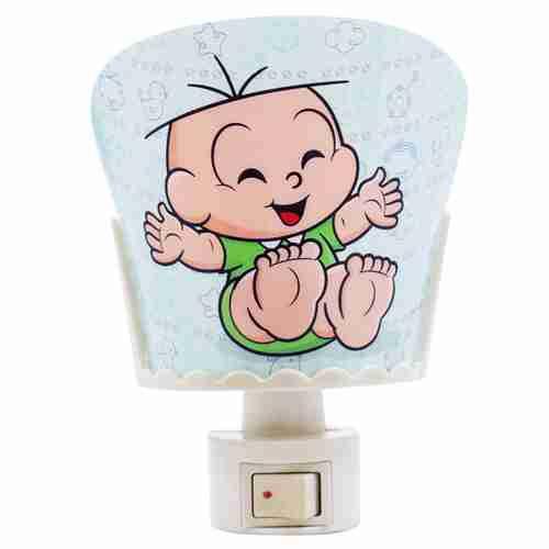 Luminária Cebolinha Bebê - Turma Da Mônica