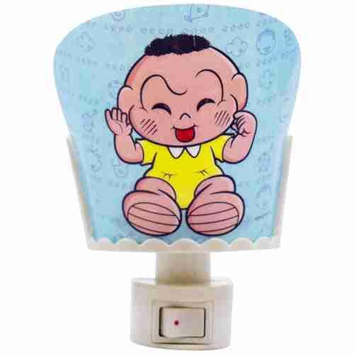 Luminária Cascão Bebê - Turma Da Mônica