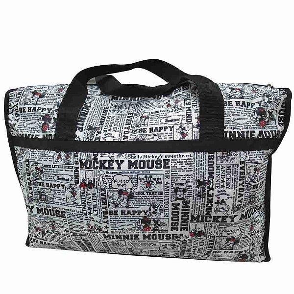 Bolsa De Viagem Quadrinhos Mickey (Grande) Disney