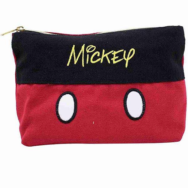 Necessaire Mickey 12X17cm - Disney
