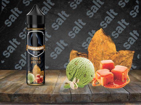 OPALA PRETO - Nic Salt