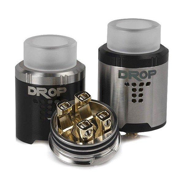 DIGIFLAVOR DROP dual coil - RDA- Prata