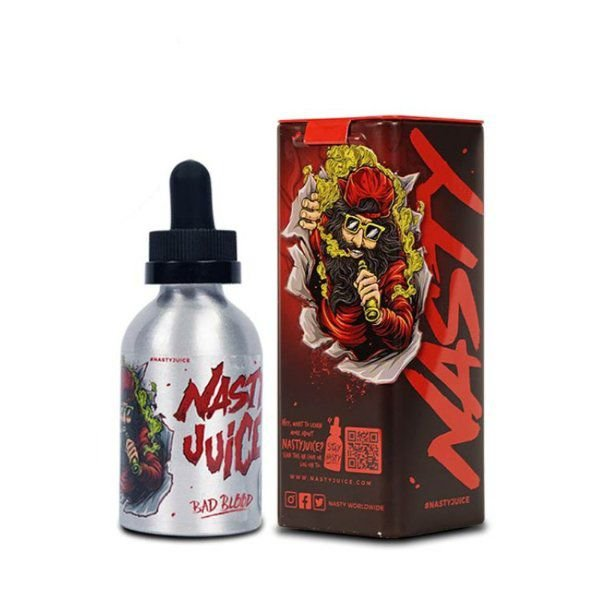 JUICE NASTY BAD BLOOD 60 ML