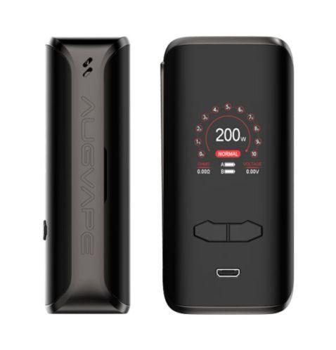 AUGVAPE VX 200 Box Mod 200W ( sem baterias )