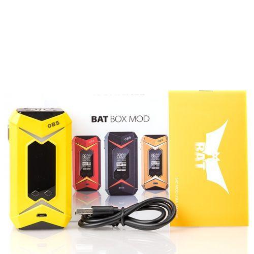 Mod Bat Box 218W by OBS (BLACK)