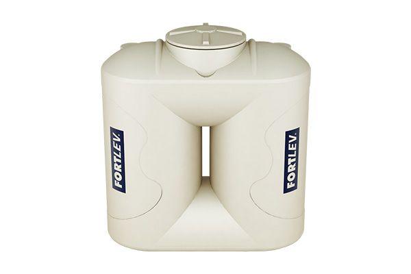 Tanque Slim Captação Água Pluvial 1.200L Fortlev