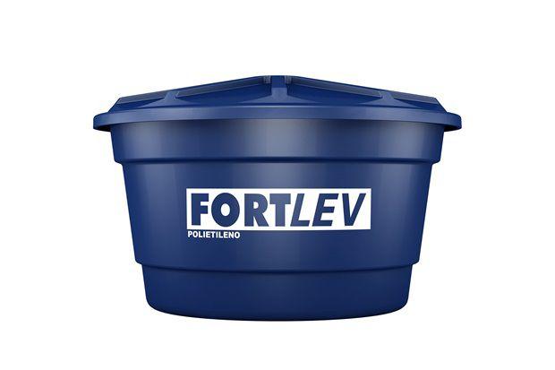 Caixa d' Água 250 Litros Fortlev Bocão
